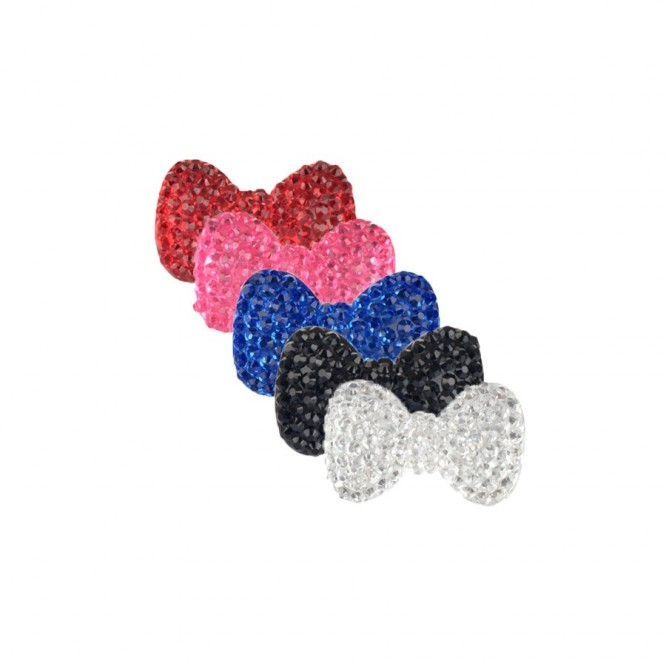Boucles Sweety Strass
