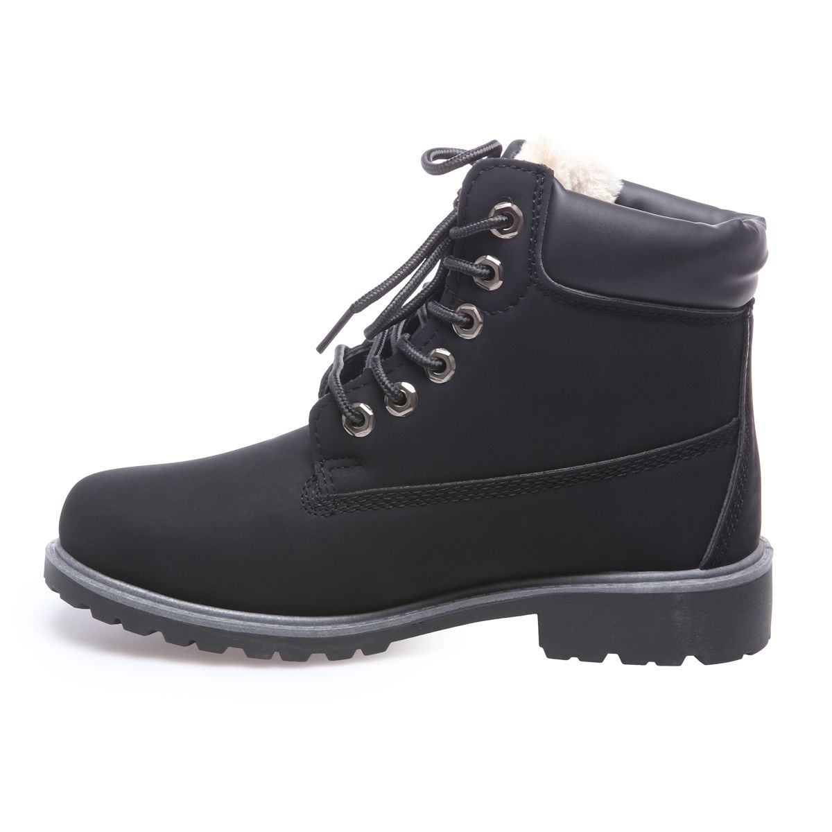 boots femme style rangers