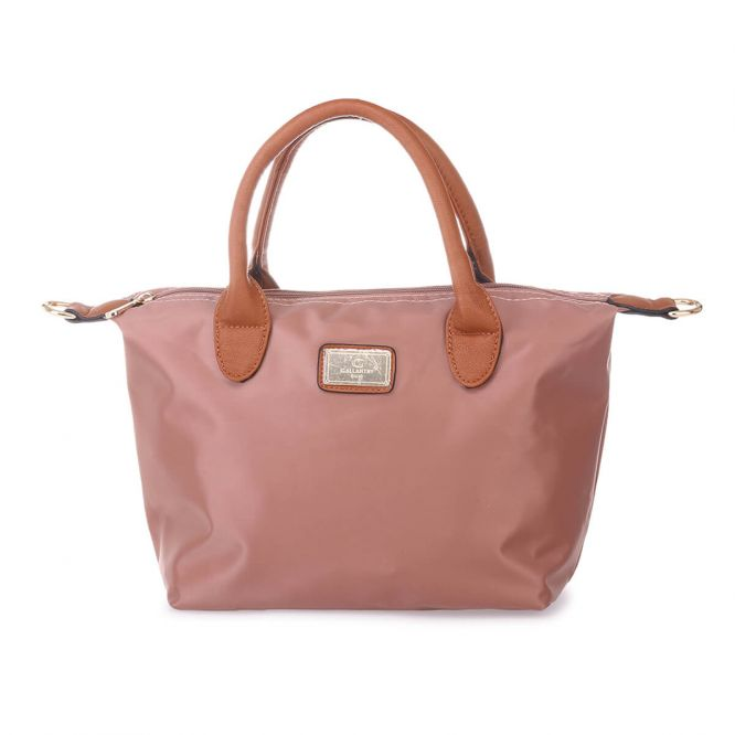 Sac cabas rose small style shopping