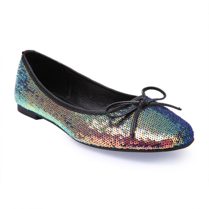 detailed images discount sale good selling Ballerines multicolores à...
