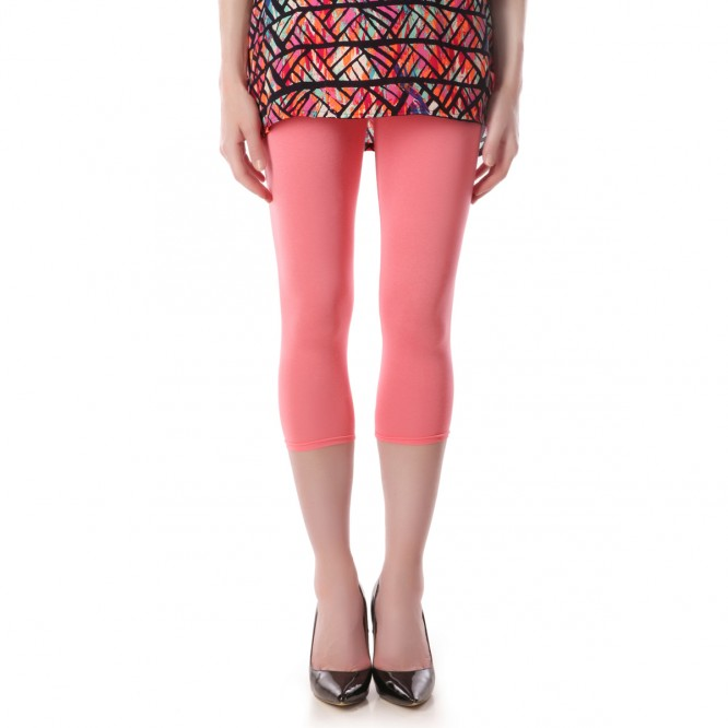 Legging uni court rose
