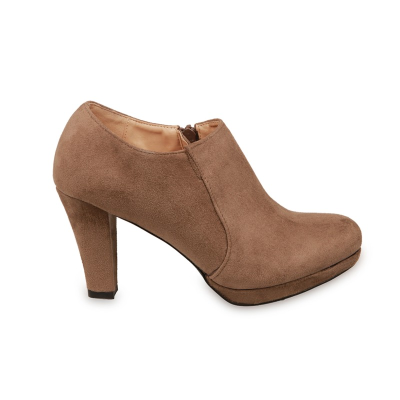 Low boots Jorullo taupe