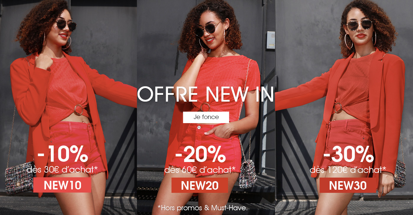 Offre New In