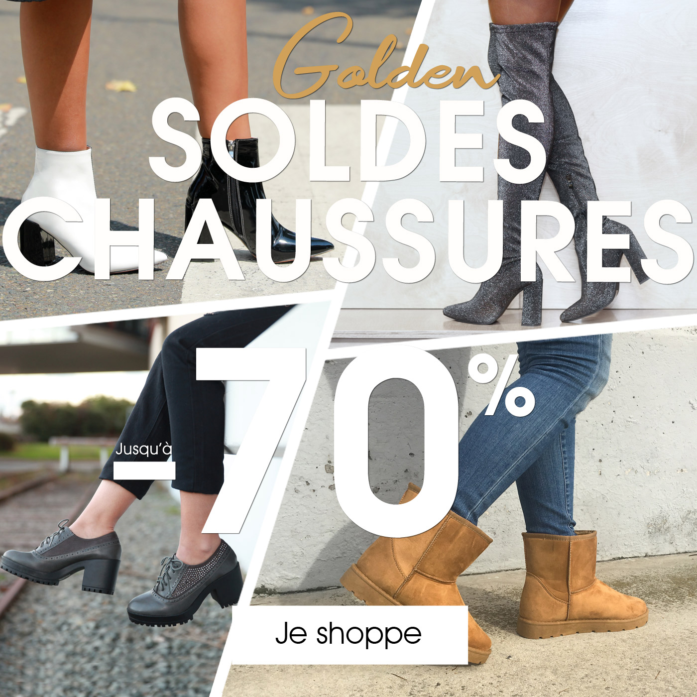 Soldes chaussures