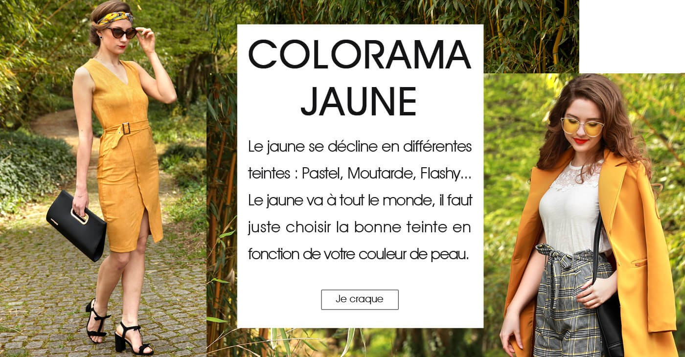 Colorama Jaune